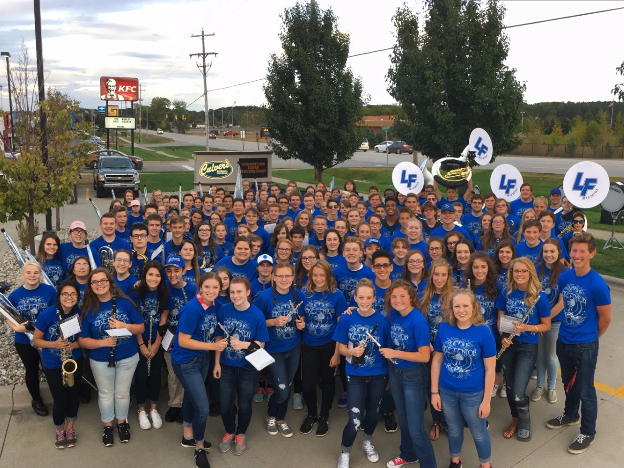 Culver's Performance Fundraiser