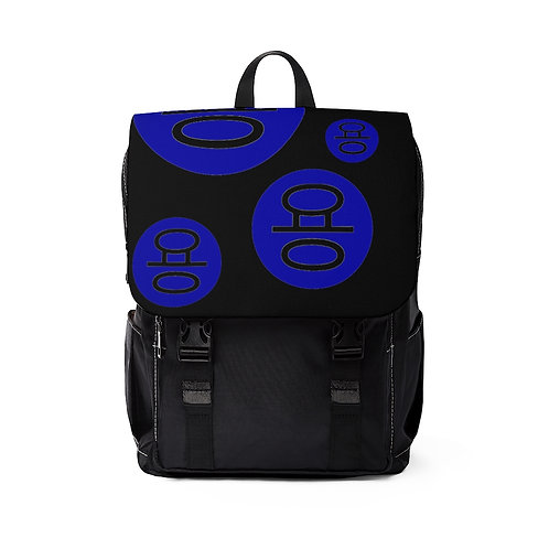 "The Yong Back Pack ""Blue"""