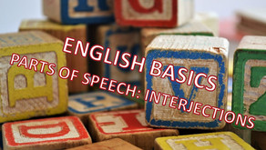 Interjections: A Simple Definition