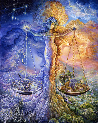 Full Moon/Blue Moon in Libra... March 31st, 2018