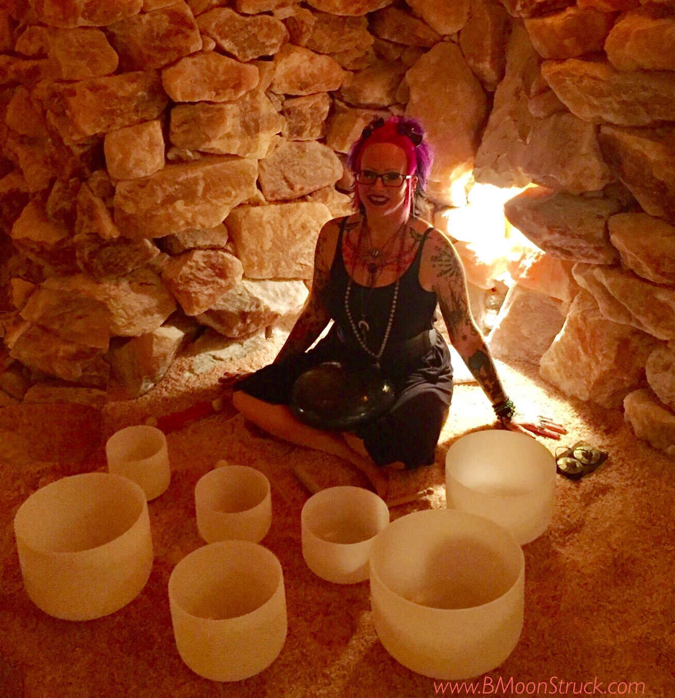 Sound Baths are amazing!