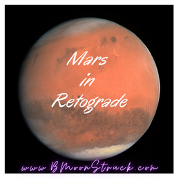 Mars in Retrograde... So, What does that mean?