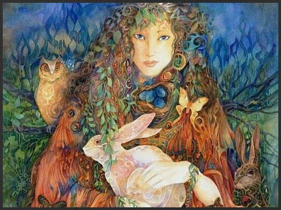 Blessed Ostara/Happy Spring Equinox!!!