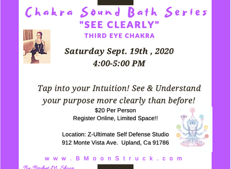 """Boost Your Intuition & """"See Clearly"""" !!"""