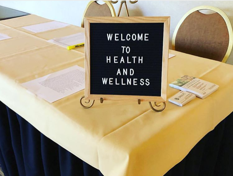 """Spring into Health & Wellness Expo"" March 21st, 2019  Claremont, CA"