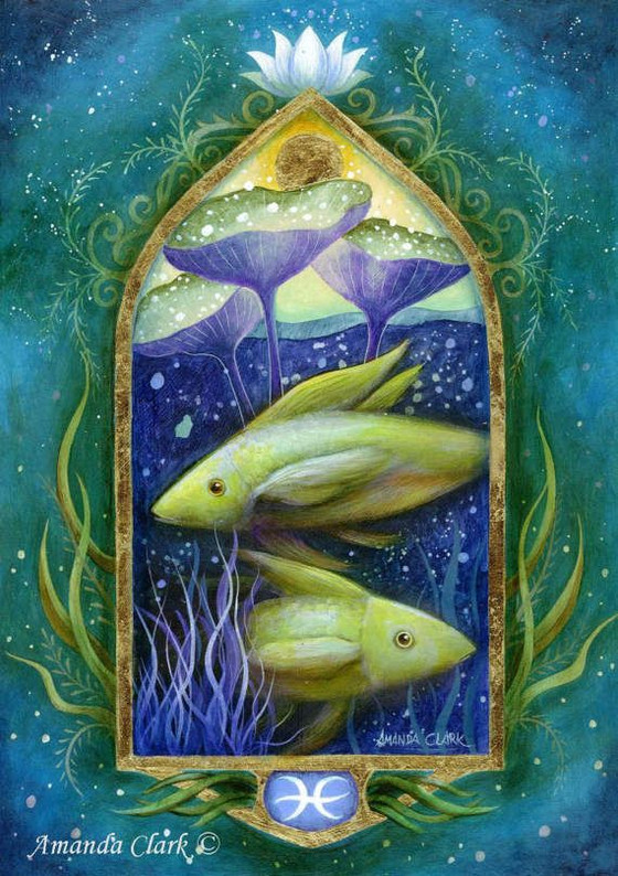 New Moon in Pisces~March 6th, 2018