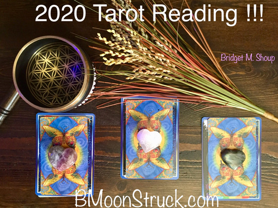My Gift To You... 2020 Tarot Reading, what will your year be like?