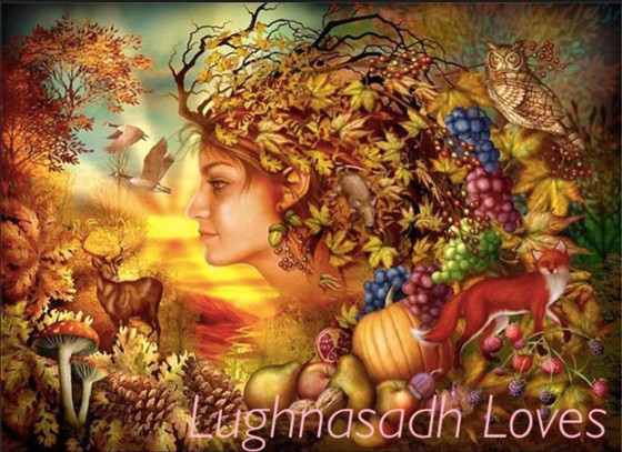 Lughnsadh/Lammas Blessing To You!