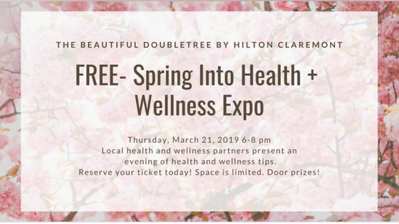 """Spring into Health & Wellness Expo"""