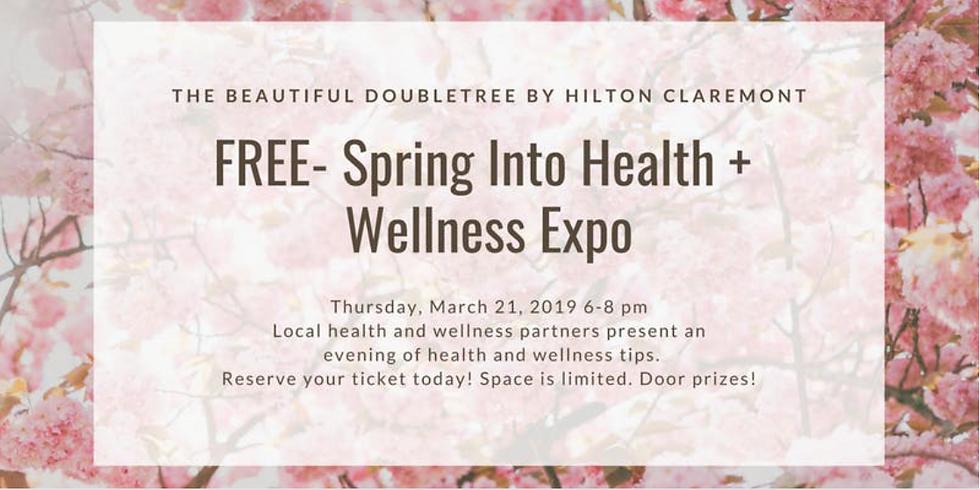 """Spring into Health & Wellness Expo"""