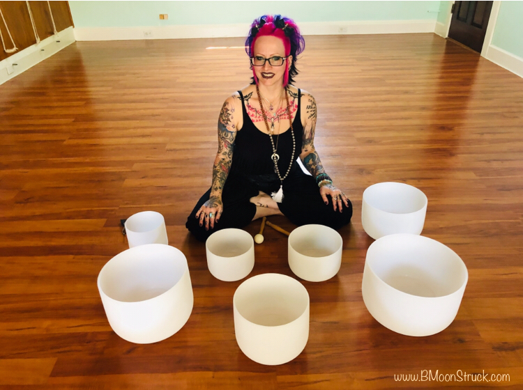 Bridget M. Shoup & Singing Bowls 6