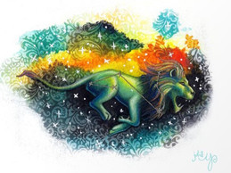 New Moon in Leo~August 18th, 2020