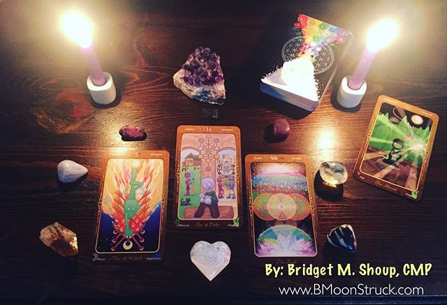 I come to you for Tarot Card Readings too!! Have a burning questions you'd like to get advice for?  I have answers!