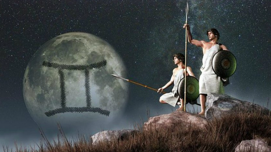Full Moon in Gemini~Dec. 3rd, 2017