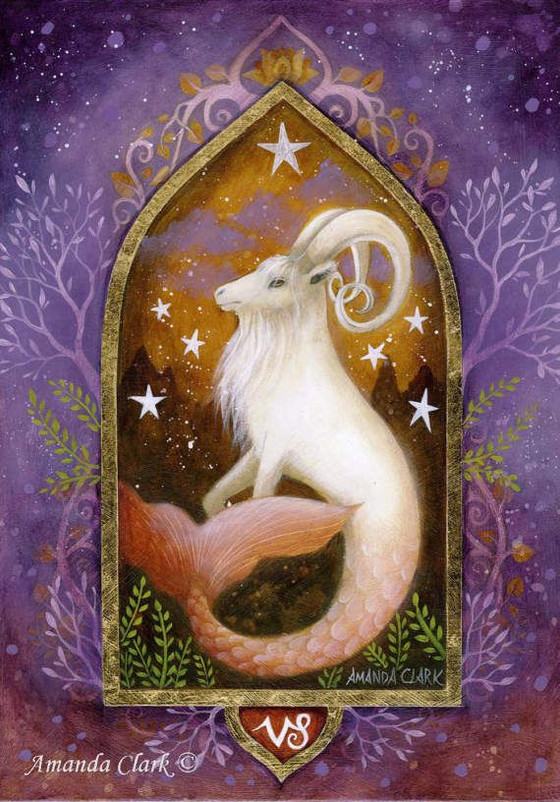 New Moon in Capricorn/Partial Solar Eclipse~January 5th, 2019
