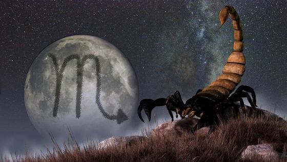 New Moon in Scorpio~November 18th, 2017