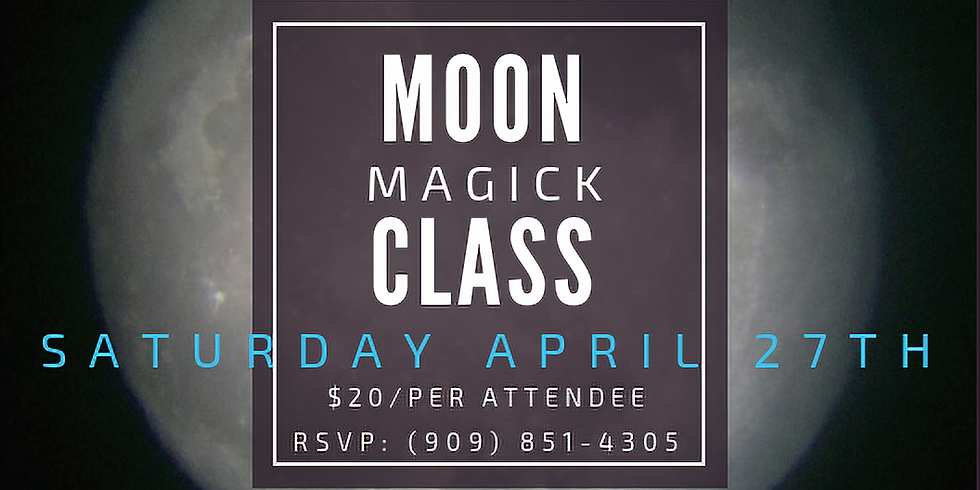 """Moon Magick"" Class"