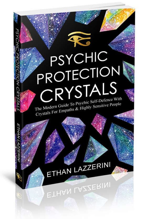 """Psychic Protection Crystals"", Empaths...Read all about it!        Book Review."