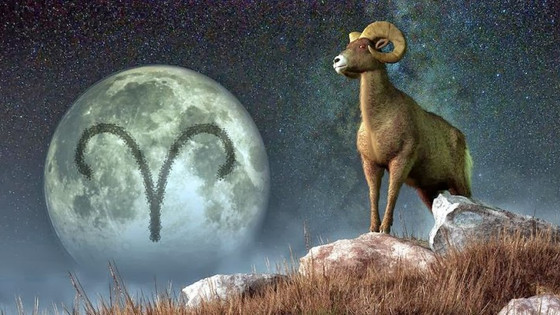 Full Moon in Aries, Oct. 5th, 2017