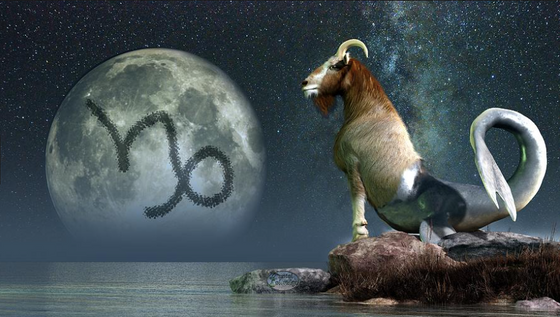Full Moon in Capricorn July 8th, 2017
