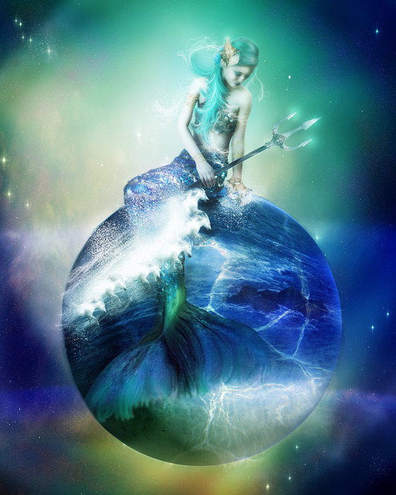 New Moon in Pisces Feb. 26th, 2017