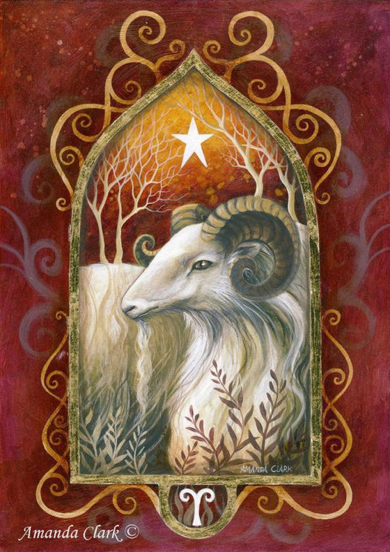 Full Moon in Aries~October 13th, 2019