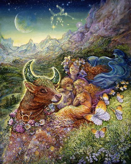 New Moon in Taurus~May 15th, 2018