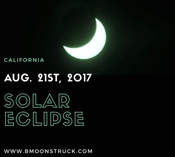 Solar Eclipse/Raise Your Vibration