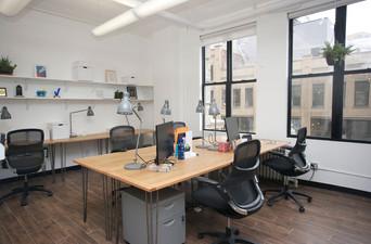 goTenna office Desks
