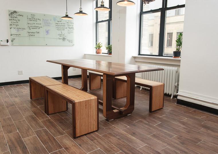 goTenna Lunch Table