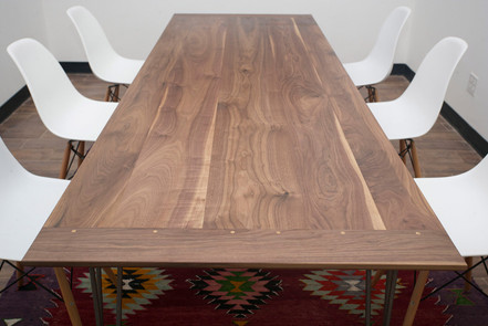 Breadboard Conference Table