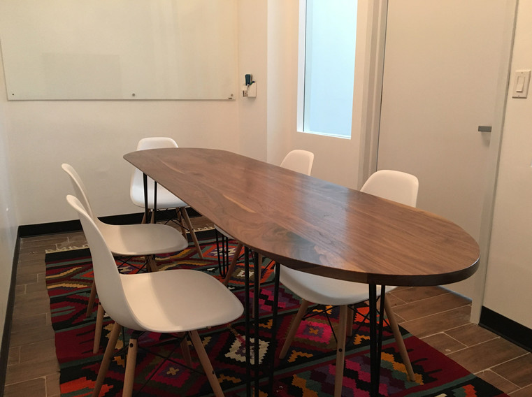 Surfing Conference Table