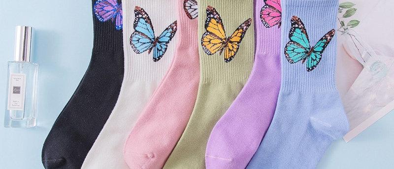 Farusha cotton socks