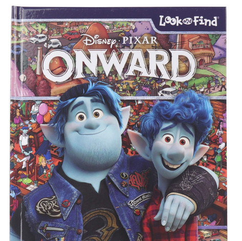 Onward: Disney Pixar