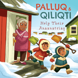 Pallug & Qiliqti Help their Anaanatsiaq
