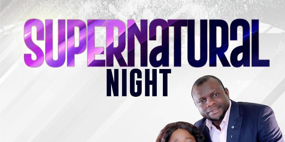 Supernatural Night - Power of Freedom