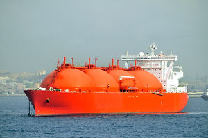 Oil and gas industry  liquefied natural