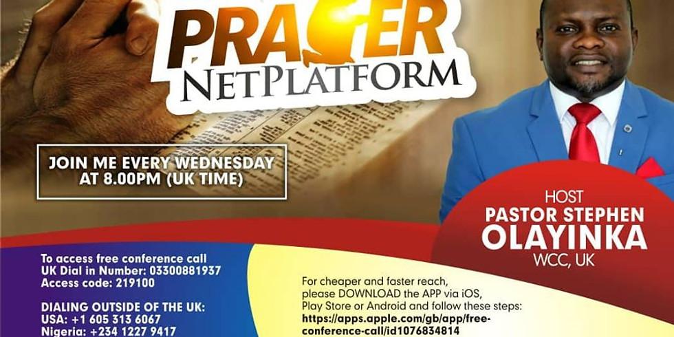 Prayer NetPlatform