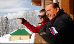 Медведев Берлускони_в_Красной_Поляне