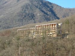 Вид на комплекс