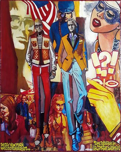 """Marc Ferrero """"La Comitiv in NY"""""""
