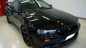 №1146・日産 R34 GT-R・AS-007