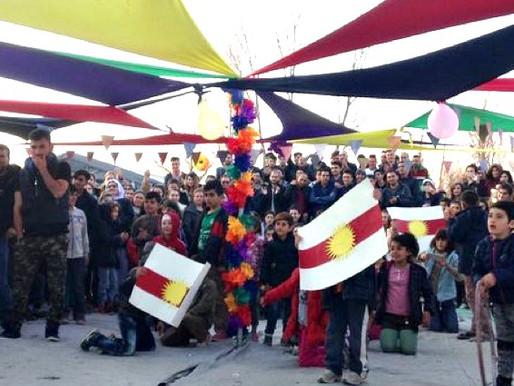 Volunteering in a Refugee Camp in Greece