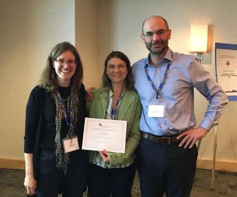 ECSA-Cn Teaching Excellence Award 2018