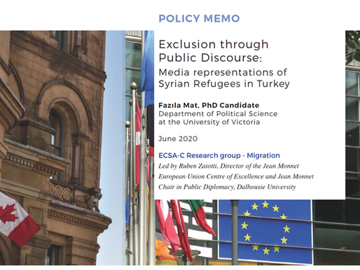 Policy memo// Exclusion through Public Discourse: Media representations of Syrian Refugees in Turkey