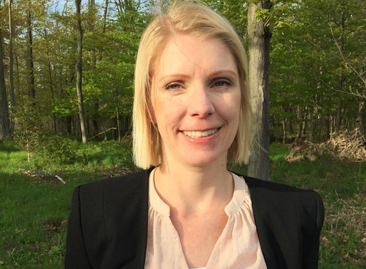 Sara Norrevik teaches EU studies to American students