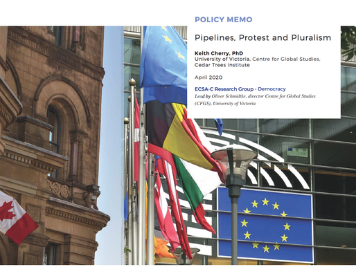 Policy Memo // Pipelines, Protest and Pluralism