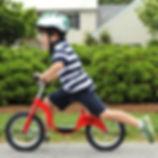 カザムランバイク バランスバイク トレーニングバイク アメリカ 自転車 子供向け