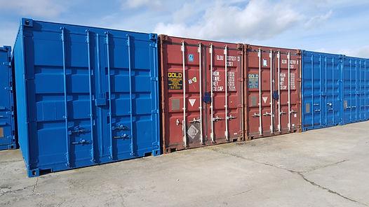 Storage units Storage123 site
