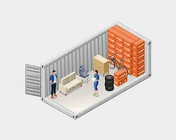 20 ft Storage Container in Aberdeen